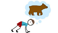 Improve gait by Bear Walking