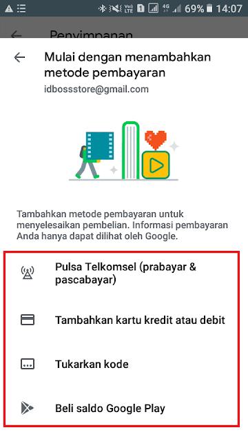 Cara Beli Penyimpanan Google Drive6