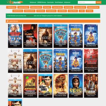 9xMovies 2020 - Download Hindi Bollywood And Hollywood HD Movies
