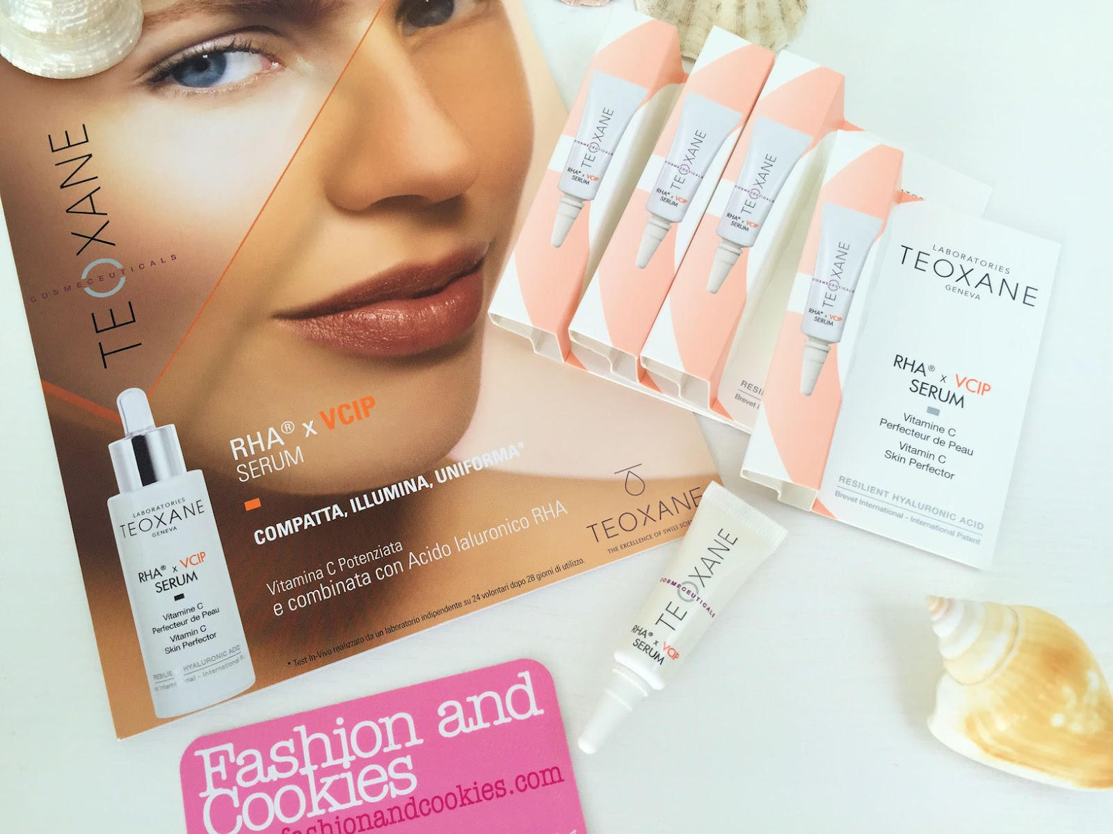 Teoxane RHA x VCIP Serum on Fashion and Cookies beauty blog, beauty blogger