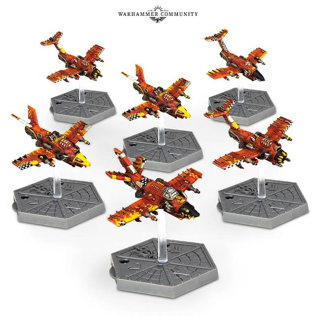 Dakkajets Aeronautica Imperialis