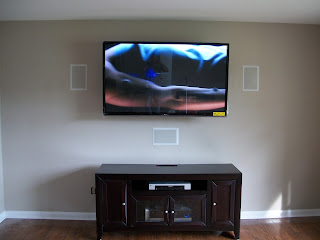 Professional tv mounting Installed