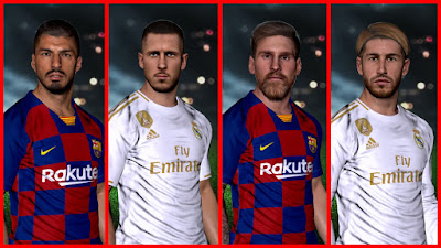 PES 2017 Tattoo Pack 2020 by Rean Tech