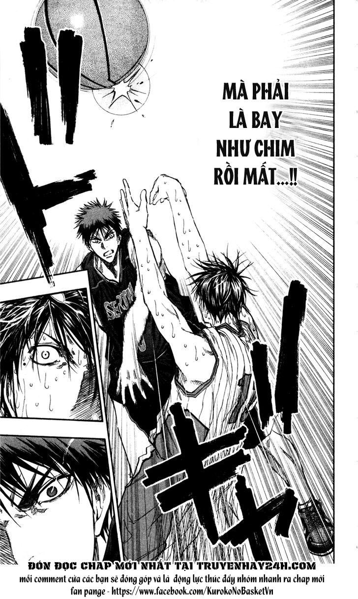 Kuroko No Basket chap 164 trang 9