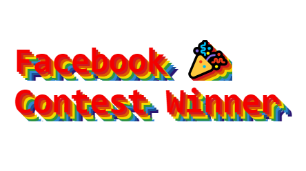 Facebook Contest Winner Title