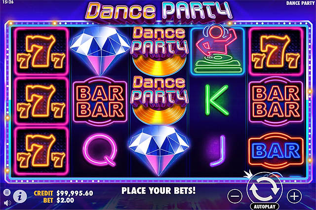 Ulasan Slot Pragmatic Play Indonesia - Dance Party Slot Online