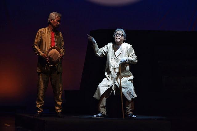 Teater Gandrik : Teraseni.Com