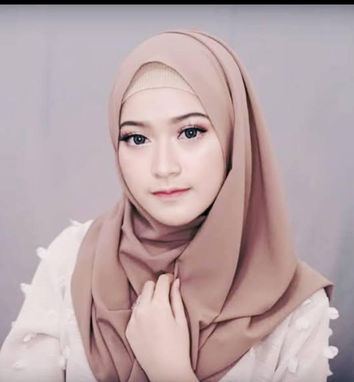 Cara Memakai Hijab Pashmina Terbaru Dan Simpel