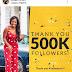 Khafi Celebrates 500K Followers On Instagram