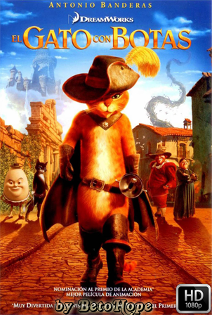 El Gato Con Botas [2011] HD 1080P Latino [Google Drive] GloboTV