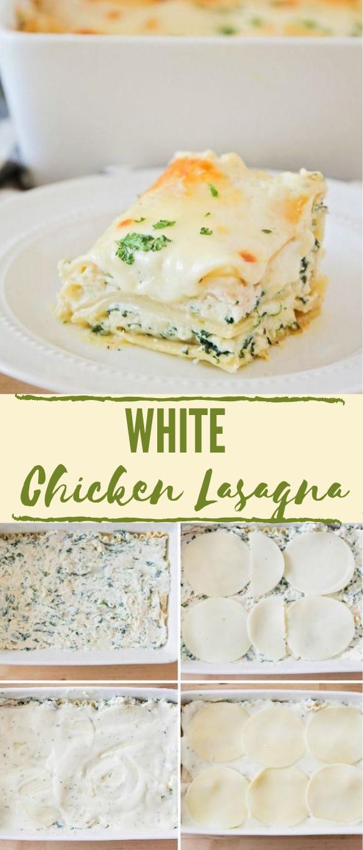 CHICKEN LASAGNA #lasagna #healthydinner #vegetarian #lunch #yummy