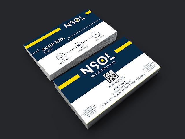 Nsol Visiting Card