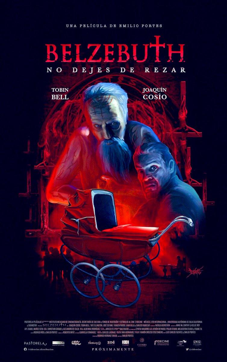 """Belzebuth y el cine de horror """"Made in Mexico"""""""