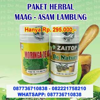 Cara cepat mengatasi asam lambung yang tepat dengan herbal