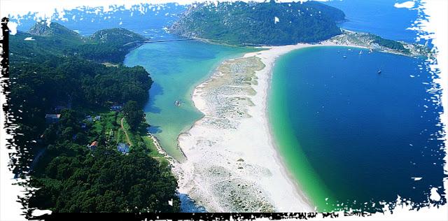 La playa de Rodas