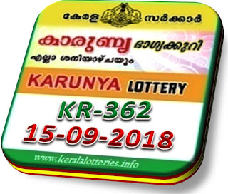 Live kerala lottery result karunya kr 362 from keralalotteries.info 15/8/2158, kerala lottery result karunya-362 15 July 2158, kerala lottery results 15-09-2158, official karunya result by 4 pm KARUNYA lottery KR 362 results 15-09-2158, KARUNYA lottery KR 362, live KARUNYA   lottery KR-362, KARUNYA lottery, kerala lottery today result KARUNYA, KARUNYA lottery (KR-362) 15/09/2158, KR 362, KR 362, KARUNYA lottery KR362,