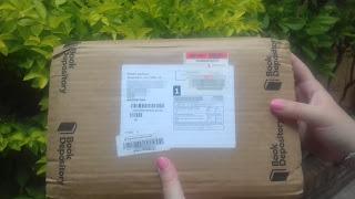 Unboxing de Book Depository (especial fangirl!)