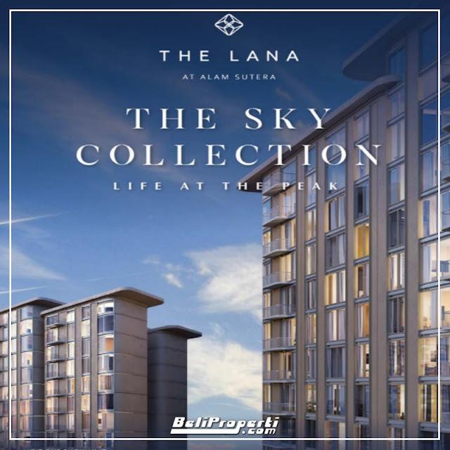 the lana apartemen
