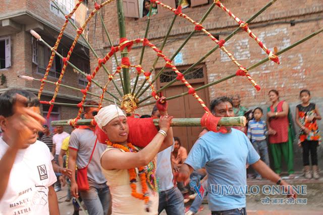 Jatra Nude Dance