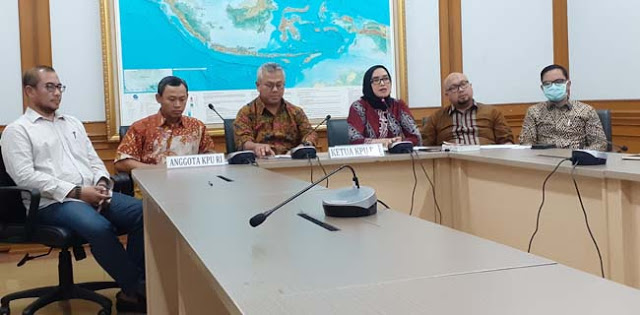 Evi Novida Ginting: Saya Keberatan Dengan Putusan DKPP