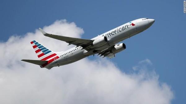 Pilot American Airlines Minta Maskapai Hentikan Penerbangan ke China