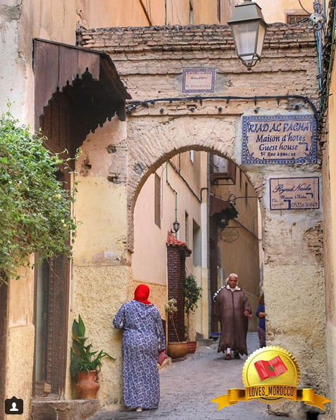 Best places morocco