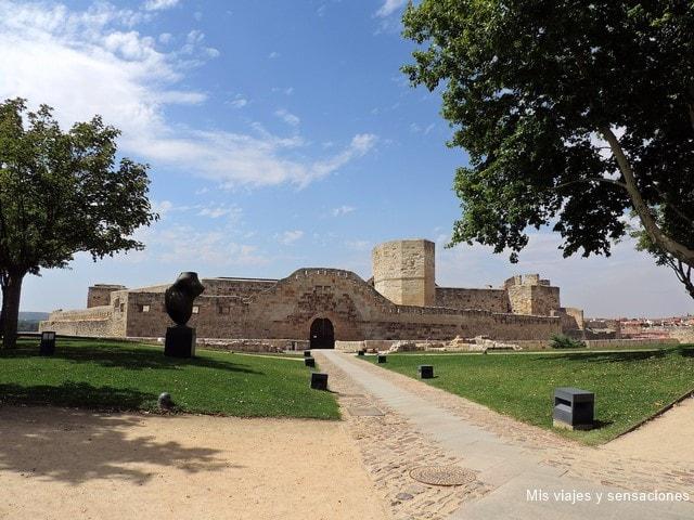 Castillo de Zamora, Castilla y León