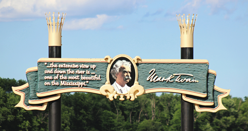 Mark Twain Hometown Hannibal Missouri