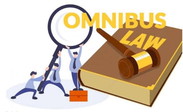 RUU Omnibus Law Banjir Dukungan