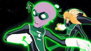 FANFIC : Lanterna Verde No dia mais claro - PARTE 3