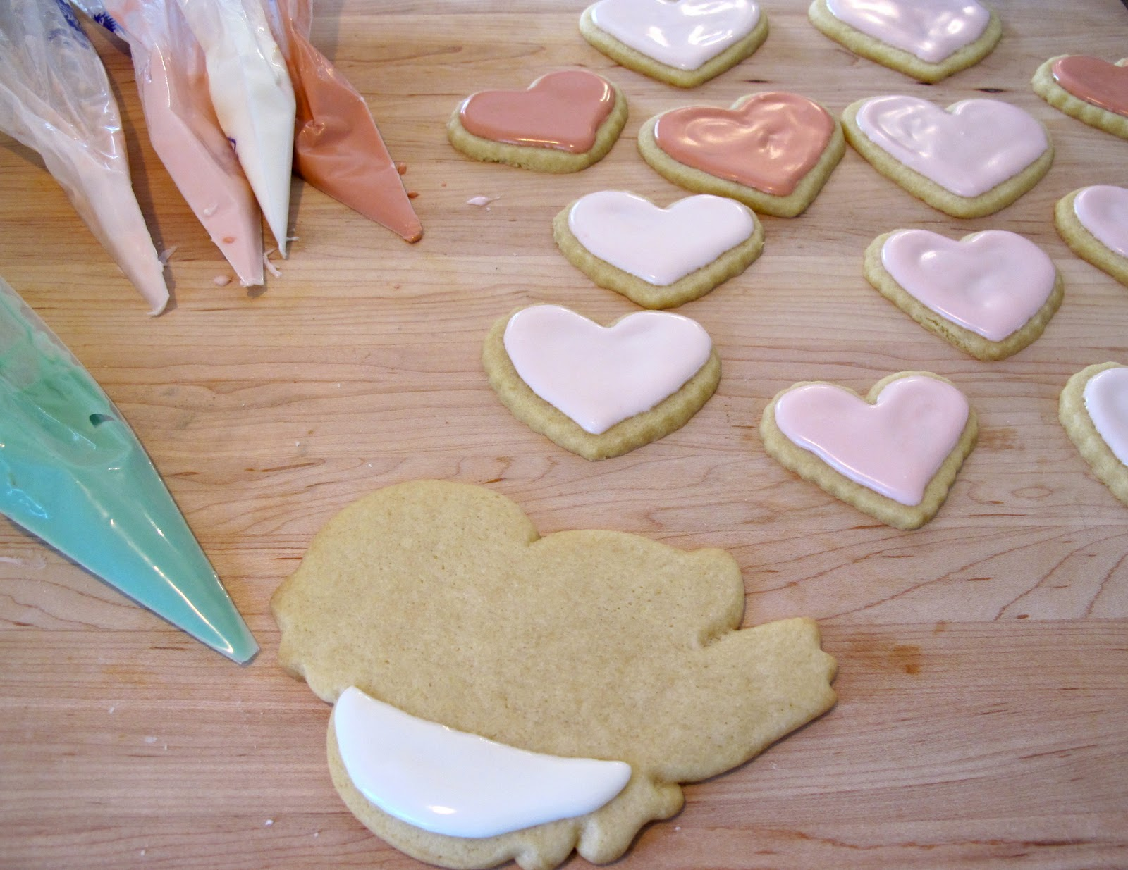 Kitchen Aid Colors Makeover Companies Jenny Steffens Hobick: Valentine's Day Sugar Cookies ...