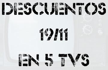 ofertas-5-tvs-19-noviembre-2018