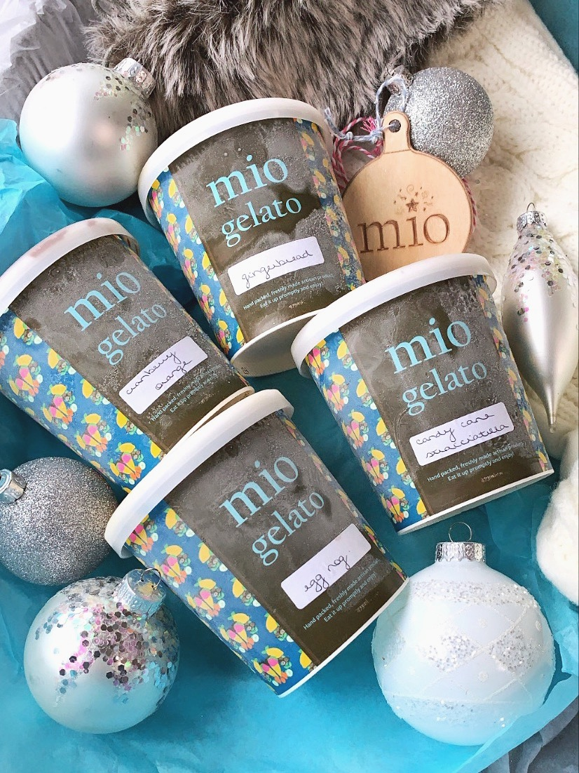 gelato containers for holiday gift guide foodie edition