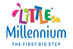 Little Millennium Preschool Logo