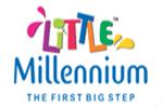 Little Millennium Preschool Logo