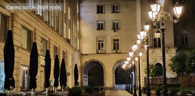 Redmi Note 8 Pro Camera Sample Image in Night Mode