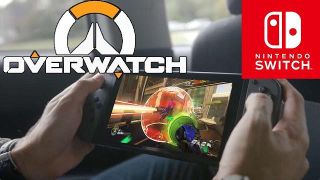 Kotaku asegura que Overwatch llegará a Nintendo Switch el 18 de octubre.