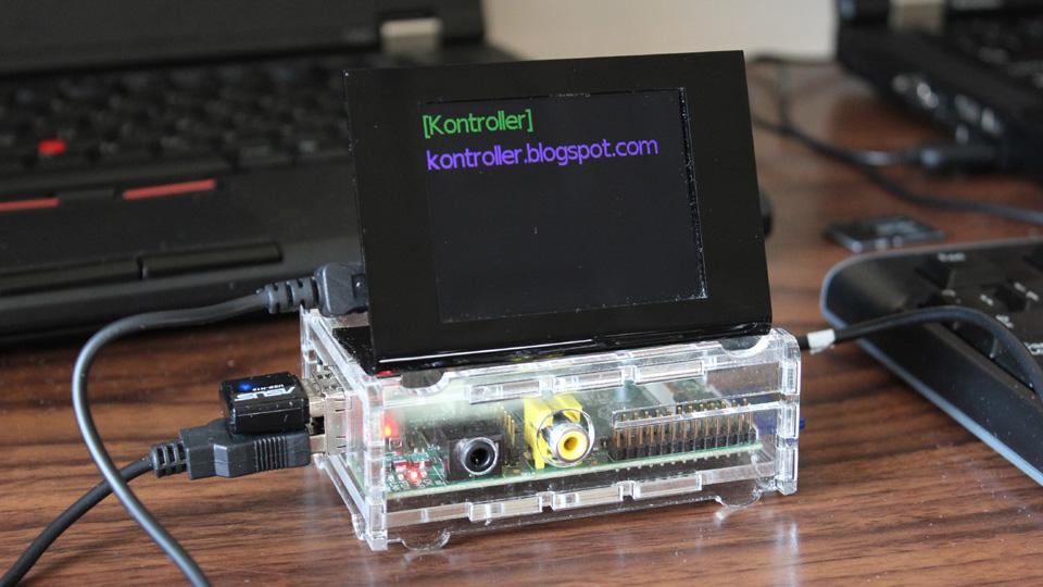 Kontroller An Lcd Display For Raspberry Pi