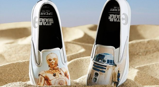 Sperry Star Wars Shoes Mens