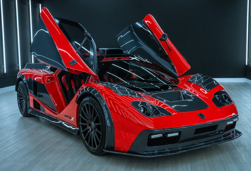 DDR Motorsports Kit Car