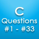 C With Abhas: Basic C interview questions for Mass companies