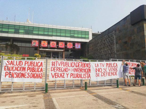Por la defensa de una televisión pública y pluralista: Colegio de Periodistas rechaza intención de venta de instalaciones de TVN