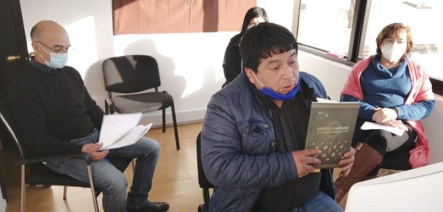 Dirigentes Mapuches Huilliche