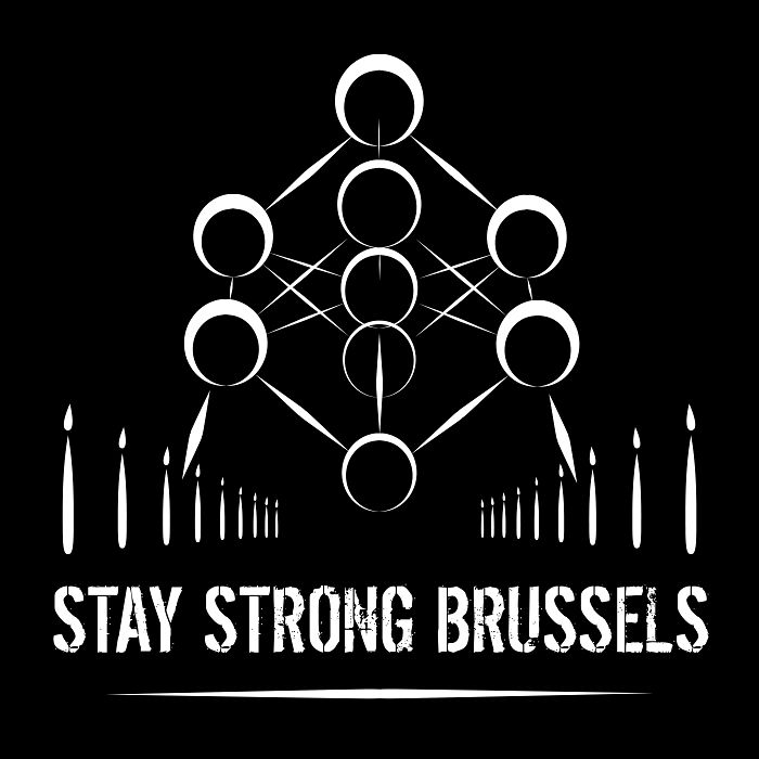 #PrayForBrussels Let's Show The World That We Are UNITED! - #10 Stay Strong