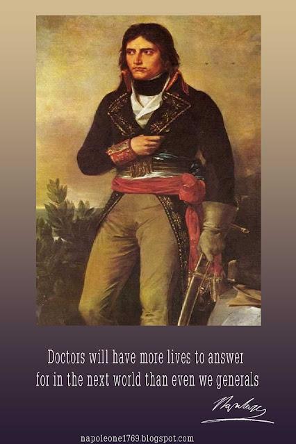 Napoleon and medeicine