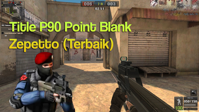 Title P90 Ext Point Blank