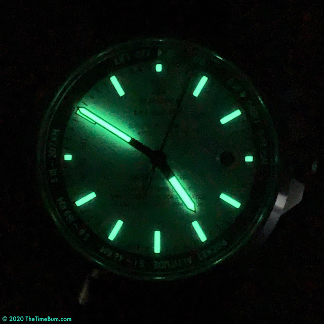 Werenbach Leonov Model 2 booster shell lume