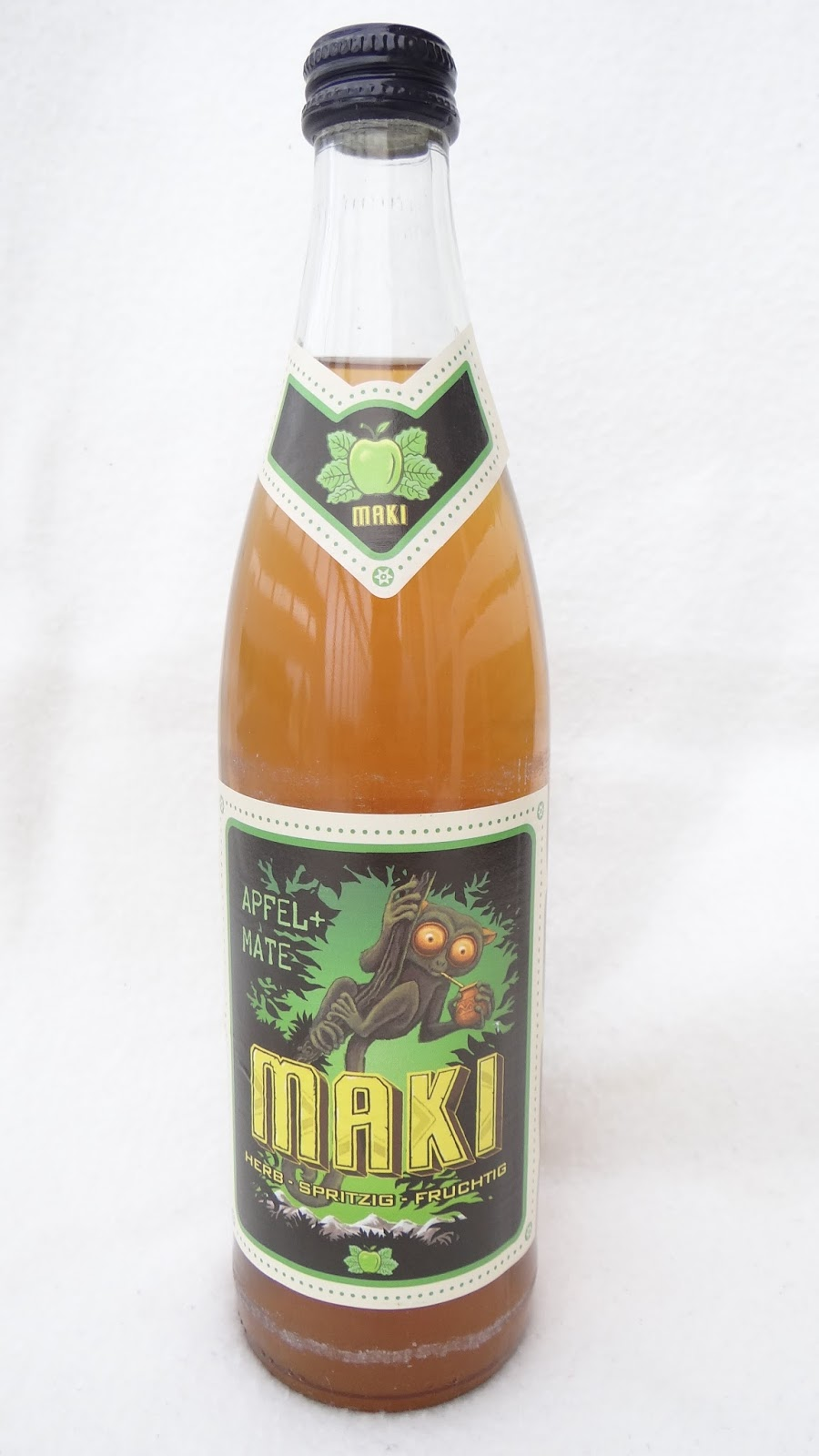Energy Plattform: Maki - Apfel + Mate