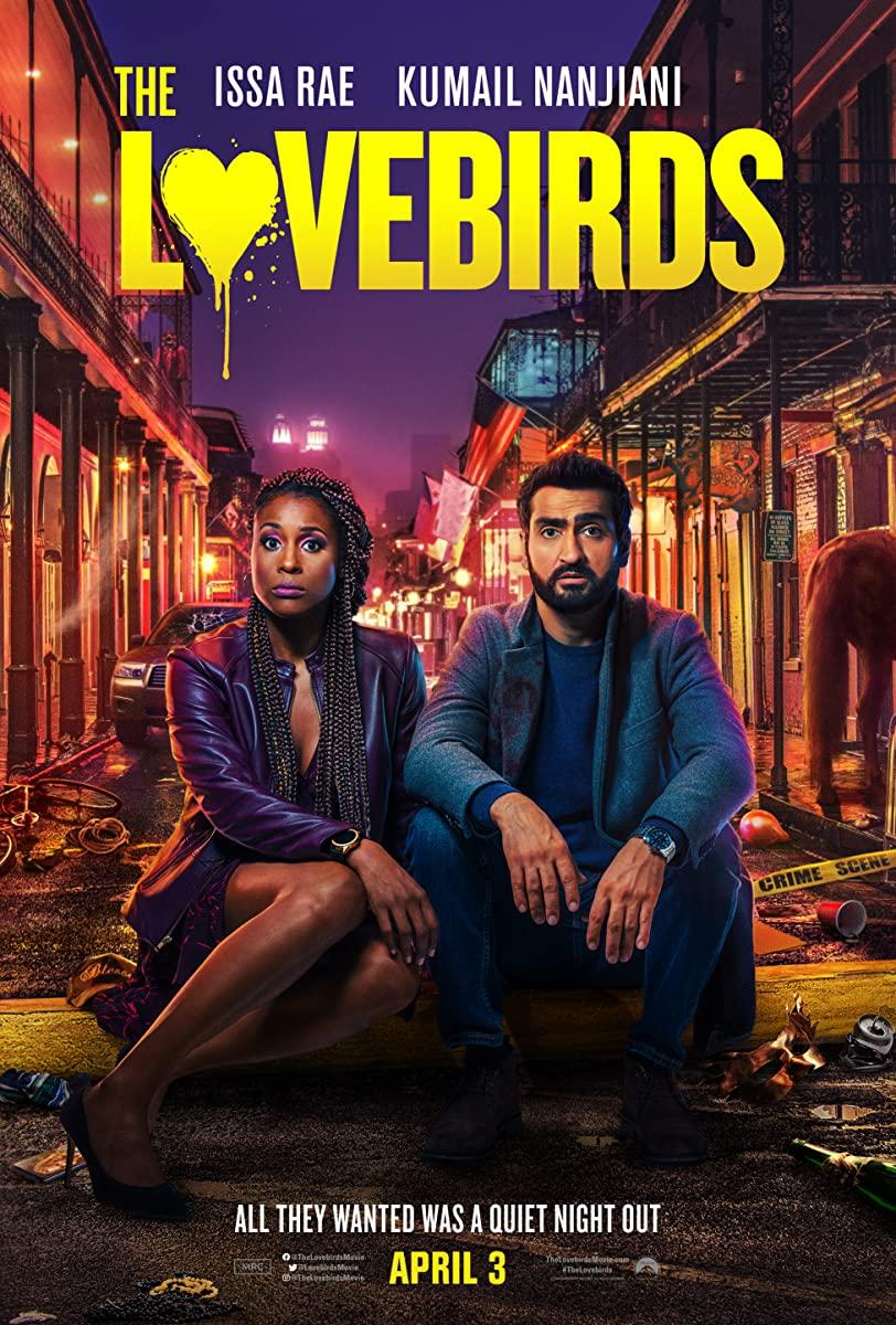 مشاهدة فيلم The Lovebirds 2020 مترجم