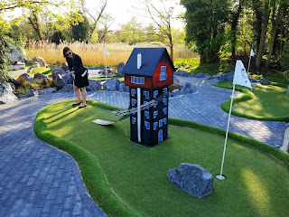 Jiggers Miniature Golf course at Thorpeness Golf Club and Hotel
